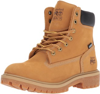 """Timberland Women's Direct Attach 6"""" Steel Toe Waterproof Insulated Industrial & Construction Shoe"""