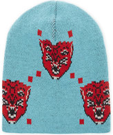 Gucci Angry Face Wool Beanie
