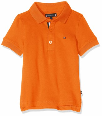 Tommy Hilfiger Baby Boys' Essential Slim Polo S/s Shirt