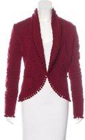 Christian Dior Wool Pom-Pom Sweater