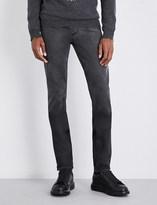 Alexander McQueen Straight regular-fit mid-rise jeans