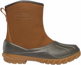 "LaCrosse Women's Aero Timber Top Zip 6"" Rustic Brown Shearling Outdoor Boot"