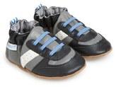 Robeez 'Super Sporty' Crib Shoe (Baby & Walker)