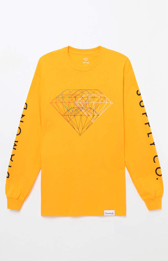 Diamond Supply Co. Brilliant Long Sleeve T-Shirt