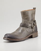 True Religion Harness Leather Boot