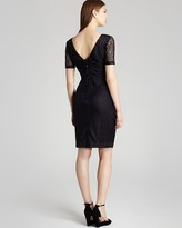 Reiss Dress - Ainsley Bow Back Lace