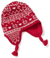 Old Navy Fair Isle Sweater-Knit Beanie for Baby
