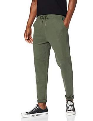 Urban Classic Men's Tapered Interlock Sweatpants Sports Pants,W44