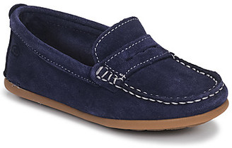 Citrouille et Compagnie MISTER boys's Loafers / Casual Shoes in Blue