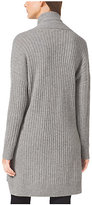 Michael Kors Merino Wool And Cashmere Cardigan