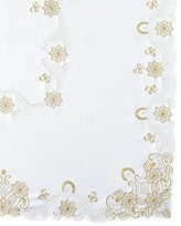 "Sferra Armina 72"" x 108"" Tablecloth & 12 Napkins"