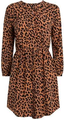 Rails Jaguar Print Bella Shirt Dress