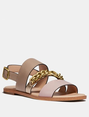 Coach Heather Sandal