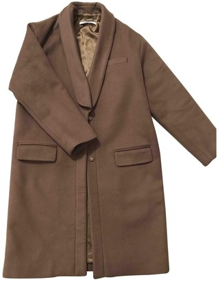 Givenchy Brown Cashmere Coat for Women