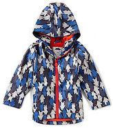 Joules Little Boys 3-6 Skipper Bear-Print Raincoat