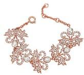 Nina Women's Art Nouveau Chandelier Bracelet