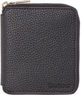 Barbour Grain Leather Zip Wallet