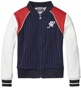 Tommy Hilfiger Th Kids Knit Bomber Jacket