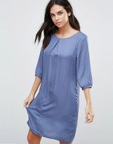 B.young 3/4 Sleeve Shift Dress