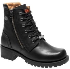 Harley-Davidson Women's Asher Lug Sole Boot Women's Shoes