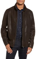Rodd & Gunn Men's Westhaven Distressed Leather Bomber Jacket