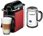 Nespresso Pixie Espresso Maker & Aeroccino Milk Frother