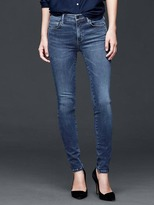 Gap HIGH STRETCH 1969 true skinny jeans