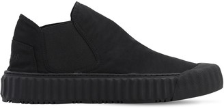 Elena Iachi 30mm Nylon Slip On Sneakers