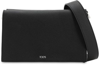 Tod's MINI SMOOTH LEATHER SELLERIA BAG