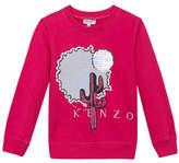 Kenzo 8-12Y Cactus Sweatshirt
