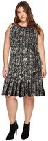 Nic+Zoe Plus Size Boulevard Twirl Dress Women's Dress