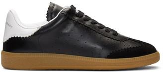 Isabel Marant Black Brycy Sneakers