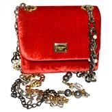 Dolce & Gabbana Sicily velvet mini bag