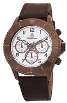 Burgmeister Men's BM532-015 Analog Display Quartz Brown Watch