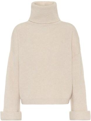 Brunello Cucinelli Cashmere roll-neck sweater