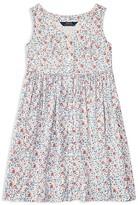 Ralph Lauren Girls' Floral Dress - Big Kid