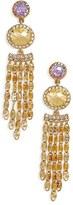 Jenny Packham Crystal Chandelier Earrings