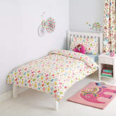 John Lewis little home at Abbey Repeat Duvet Cover and Pillowcase Set