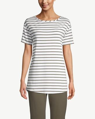 Zenergy Striped Pima Cotton Tunic