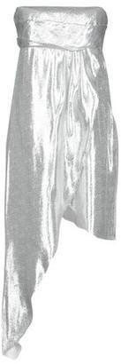 Baja East Short dress