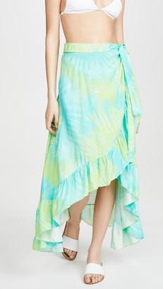 Peixoto Ruffle Skirt
