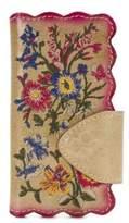 Patricia Nash Prairie Rose Embroidery Alessandria iPhone 7 Case
