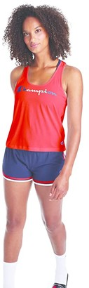 Champion Sport Racerback Tank Top (Red Flame) Women's Sleeveless