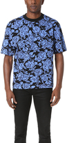 MSGM Floral Tee
