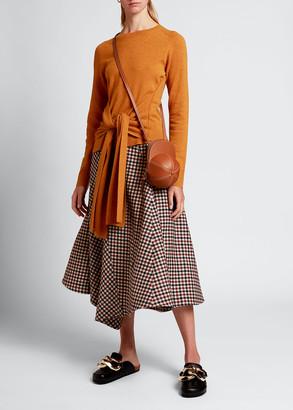 J.W.Anderson Wool Waist-Tie Sweater