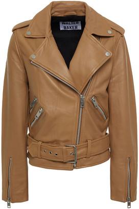 Walter Baker Allison Leather Biker Jacket