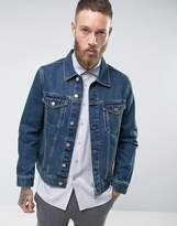 Weekday Single Denim Jacket Standard
