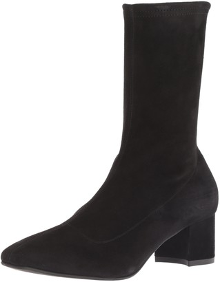 Aquatalia Women's Janine Stretch Suede Ankle Boot