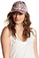 Natasha Accessories Satin Floral Cap
