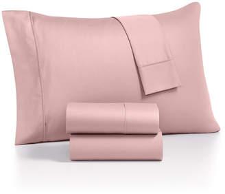 Aq Textiles Monroe 4-Pc. Queen Sheet Sets, 1000 Thread Count Egyptian Blend Bedding